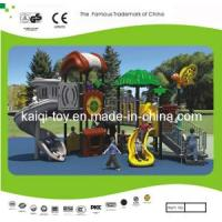 Children Favourite Tree House Series Outdoor Playground Equipment (KQ10055A) Manufactures