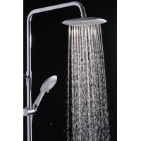 China Shower enclosures chroming shower tub faucet   shower kits with new design on sale