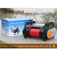 12v Automatic Digital Portable Air Compressor 100PSI High Performance Manufactures