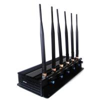 Signal jammer | 6 Bands WiFi Jammer - 4G 2G 3G Jammer Manufactures