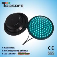 "Buy cheap 8"" LED Traffic Light Module of Green Color from wholesalers"
