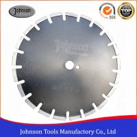 350mm Laser Welded Loop Blade For Dry Cutting Asphalt With Undercut Protection Manufactures