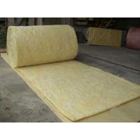 High Temperature Resistance Glass Wool Blanket For Power Plant 20mm - 100mm Thickness Manufactures