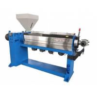China Hot Sales Electronic Wire Cable Coating Extruding Extrusion Production Line on sale