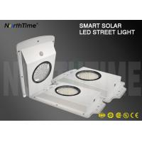 600LM 6 Watt Solar Powered Street Light , Integrated LED Road Lamp Manufactures