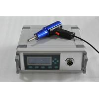 High Speed Mini Ultrasonic Spot Welding Machine 800W With Digital Generator Manufactures