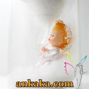 Magic Angel Solar Powered Night Light/ Decoration Manufactures