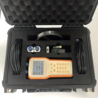 Dirty Liquid Transit Time Ultrasonic Flow Meter Mobile Measurement 0.5s Response Time Manufactures