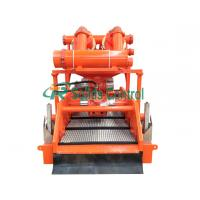Customized Mud Cleaner / Mud Control Equipment Large Capacity 1835 * 1230 * 1810mm Manufactures