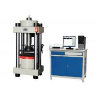 Digital Display Concrete Testing Machine 40Mpa Rated Pressure Of Oil Pump Manufactures