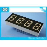 China 0.39 Inch 7 Segment Led Display / Digital Counter Display with SGS Compliant on sale
