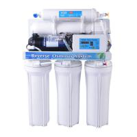 Manual Flush Domestic RO System 220V 15W For Electrolytic Water Treatment Manufactures