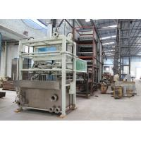 Eco - Friendly Egg Carton Making Machine Constituted By Hydrapulper System Manufactures