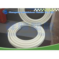 Closed Cell Air Conditioner Foam Insulation Tubes For Pipes , 2 Meter Length Manufactures