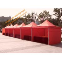 China Rainproof 3x3m  Folding Display Tent  for Advertising Promotion Trade Show Canopy on sale