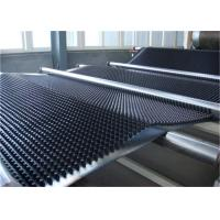 China waterproofing membrane type earthquakes construction materials HDPE drainage board cell on sale