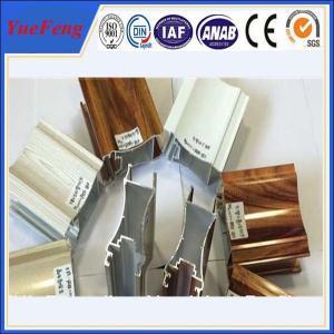 top sale!aluminium extrusion profile for fabric supplier,aluminium section profile,OEM Manufactures