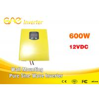 Low frequency sine wave inverter 24v 220v dc to ac power inverter with built in battery charger Manufactures