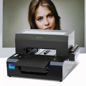 China High Efficiency Digital T Shirt Printing Machine Equipment Epson 1390 Head on sale