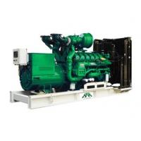 4-Stroke 1500KW Perkins Diesel Genset With Automatic Control Panel Manufactures