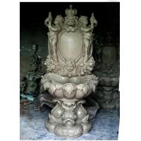 angel water wall fountain marble garden fountain Manufactures