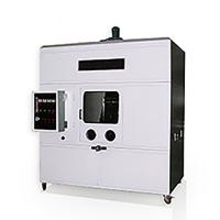 Large UL1581 Flammability Test Apparatus Square Steel Frame High Test Precision Manufactures