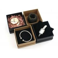Luxury Cardboard Necklace Jewellery Paper Gift Box Custom Printed With Logo Manufactures
