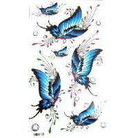 Fashion Tattoo Sticker (N004) Manufactures