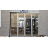 Moving Glass Partition Wall Interior Glass Door For Home Banquet Hall Manufactures