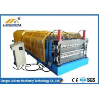 China High Production Double Layer Forming Machine Easy Operation 230 - 550MPA Yield Strength on sale