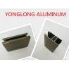 Buy cheap Electrophoresis Matte Or Flat Bronze Aluminum Window Profiles Length Shape Customized from wholesalers