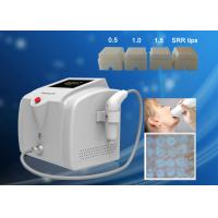 2MHz 50W RF Skin Tightening Machine , Fractional RF Thermage For Anti-aging And Skin Tightening Manufactures