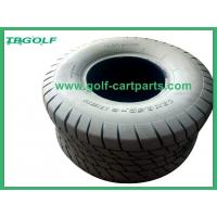 Commercial Solid Golf Cart Tires 18X8 5X8 Gray Color 195mm Width Long Service Life Manufactures