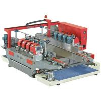 Quality metal red wonderful effect glass polishing machine from China for sale