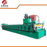 5.5KW Rolling Shutter Strip Making Machine, Cable Tray Roll Forming Machine Manufactures