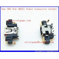 Quality New 3DS New 3DSLL Power Connector Socket Nintendo new 3ds new 3dsll repair parts for sale