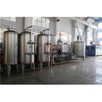 Automated Mineral Water Purification Machine Aseptic Distilled Water Treatment Manufactures