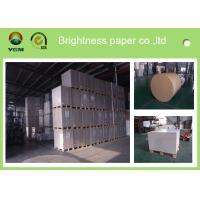 Anti Curl Strong Stiffness Coated Board Paper Sheets 300gsm Thickness Manufactures