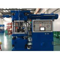 4 Columes Rubber Compression Molding Machine , Rubber Molding Equipment Electric Control System Manufactures