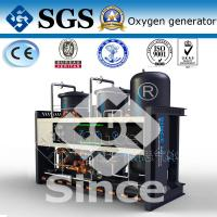 Skid Mounted Pressure Swing Adsorption ICU Medical Grade Oxygen Generator Manufactures
