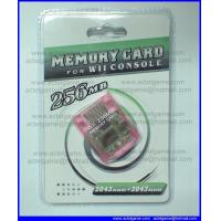 Wii Memory Card Wii game accessory Manufactures
