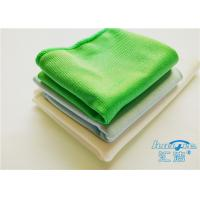 China 88% Rate Water Absorption Microfiber Glass Cleaning Cloths Lint Free 12 x 28 on sale