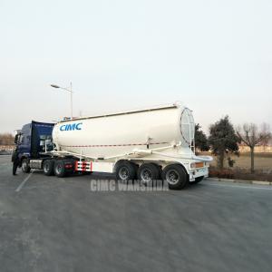 Bulk cement tanker bulk cement tank semi trailer bulk cement tankers for sale Manufactures