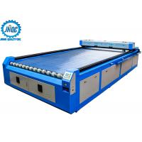 Commercial Automatic Fabric Cutting Machine , Textile Laser Engraving Machine Manufactures