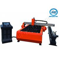 Cnc Plasma Metal Cutting Machine 1530 With Rotary Metal Cutting Manufactures