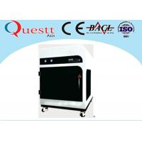 China Desktop 3D Crystal Laser Engraving Machine 150x200x100mm Size With Rapid Scanner on sale