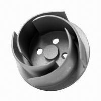 Impeller Casting, AS9100- and NADCAP-certified (NDT Test and Heat Treatment) Manufactures