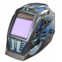 Impact Resistant Solar Powered Auto Darkening Welding Helmet Large Window Manufactures