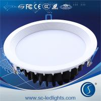 China 10W square recessed LED downlight on sale