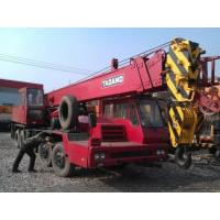 Quality 30tons Tadano Original Japan  Hydraulic Used Crane Truck for sale